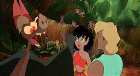 FernGully: The Last Rainforest: Family Fun Edition