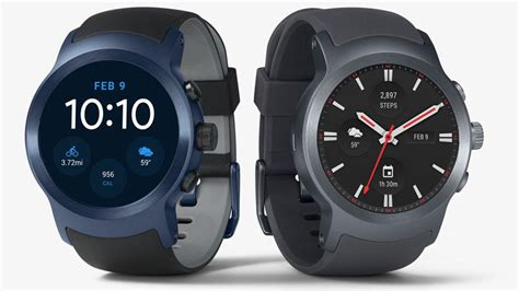 Google and LG Debut Android Wear 2