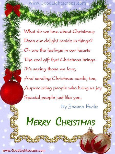 Christmas Poems and Wishes 2012 | Christmas verses, Funny
