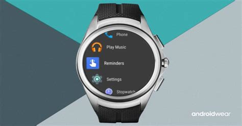Install Android Wear 2