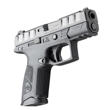 JUST ANNOUNCED: Beretta APX Compact And APX Centurion -The