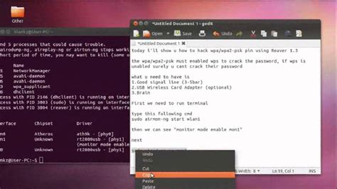 Mission Is Possible (Crack WPS-PIN and WPA/WPA2-PSK) - YouTube