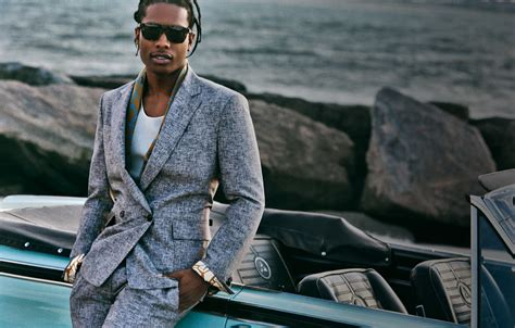 Asap Rocky's body measurements, height, weight, age