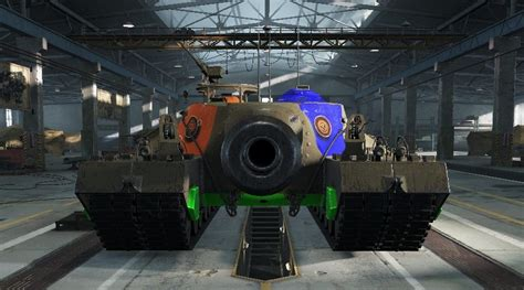 WoT Common Test Shop Icons - Status Report