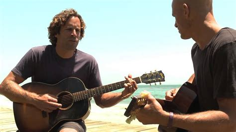 Jack Johnson and Kelly Slater performing Home - from the