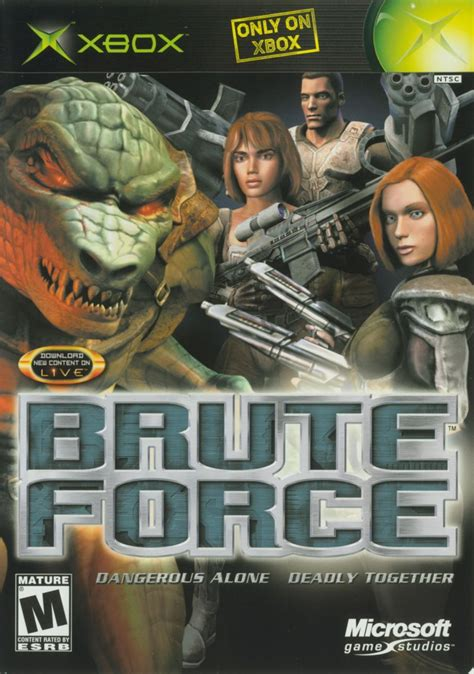 Brute Force for Xbox (2003) - MobyGames