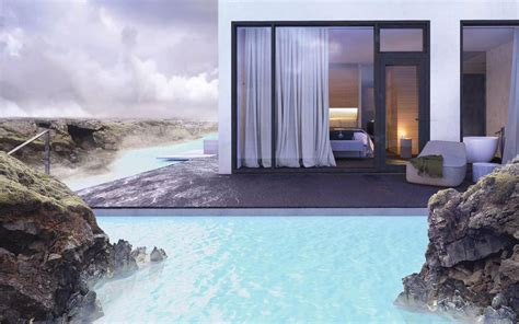 Plans unveiled for the first luxury hotel at Iceland's