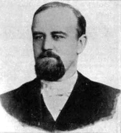 Asheville and Buncombe County: Edwin Wiley Grove (1850-1927)