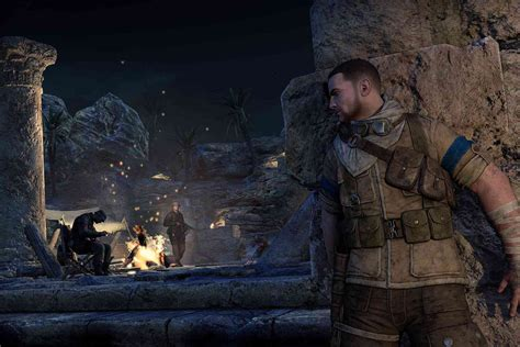 Is Sniper Elite 3 the first shooter that is boring on