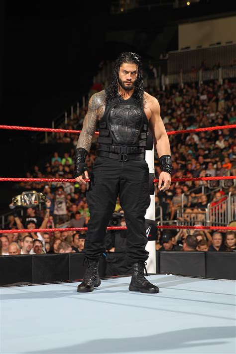 The reason why WWE planned for Roman Reigns to enter the
