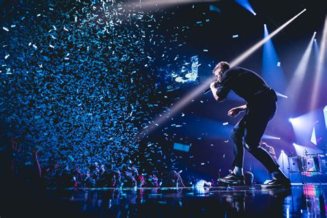 Imagine Dragons at the Sportpaleis: A World Class Band in
