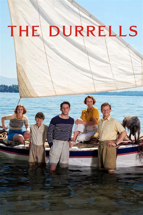 The Durrells (TV Series 2016-2019) - Posters — The Movie