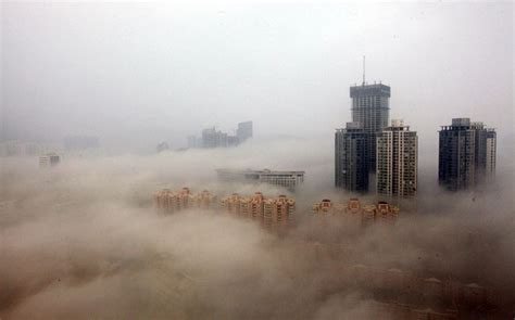 New Report: Air Pollution in China - Collective Responsibility