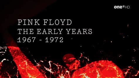 Pink Floyd - The Early Years 1967-72 - YouTube