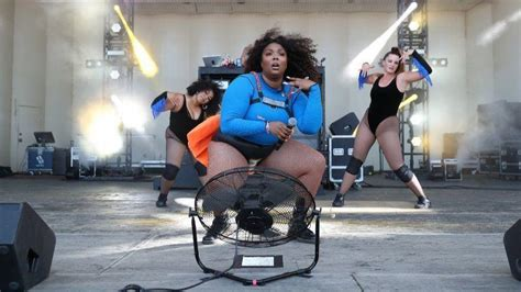 Lizzo squeezes some personality into over-the-top 'Cuz I