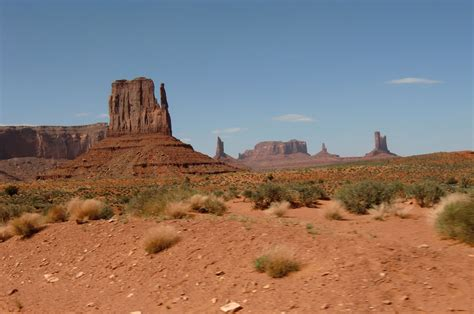 Mittens, Monument Valley - Visit USA