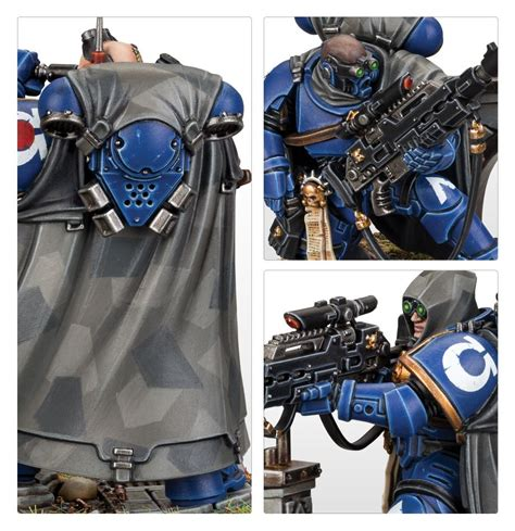 Games Workshop Pre-Order First Looks: Iron Hands, Raven