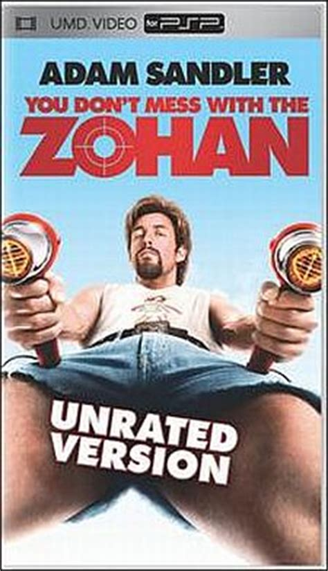 You Don't Mess With the Zohan - UMD - IGN