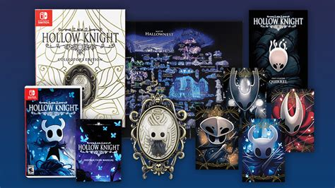Fangamer announces physical Hollow Knight Collector's