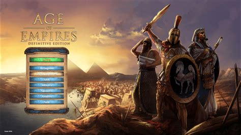 Age of Empires Definitive Edition for Xbox One Appeared on