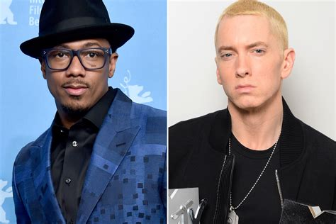 Nick Cannon Slams Eminem in New Diss Track 'The Invitation