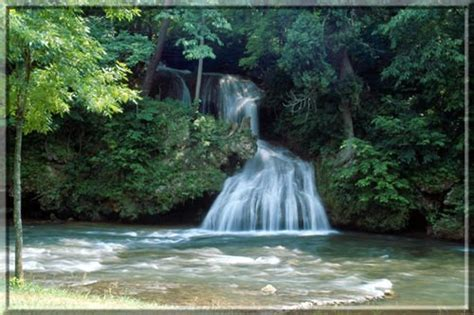 Shenandoah Valley Campground Offers Magical Waterfall