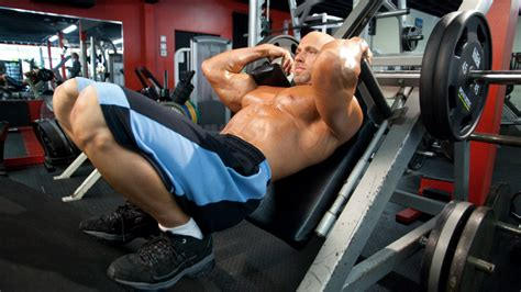 Trainer Vince Gironda's High Reps Workout Adds Muscle and
