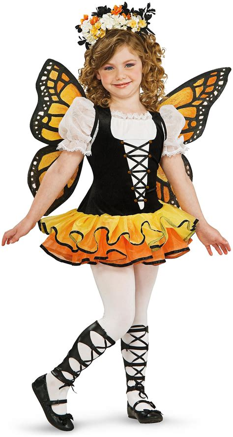 Monarch Butterfly Child Costume - PartyBell