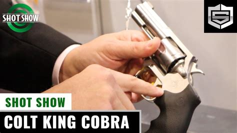Colt King Cobra and Other Concealed Carry Options: SHOT