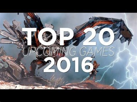 Top 20 Upcoming PC Games 2016 | HD Games for PC / XBOX