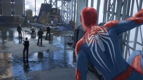 Spider-Man PS4 Fan Hits Back at Puddle Haters With