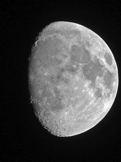 From Half Moon to Full Moon
