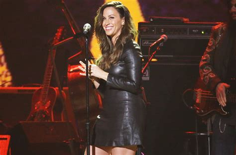 Alanis Morissette on Creating a Story Around 'Jagged