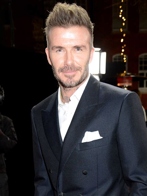David Beckham gives glimpse of sweet family day with