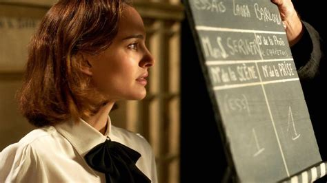Natalie Portman on 'Planetarium', and finally working with