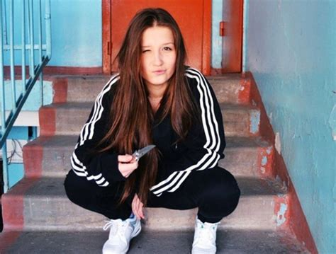 Has Russia totally reinvented the rap squat?