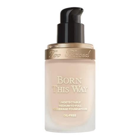 Buy Too Faced Born This Way Foundation   Sephora Malaysia