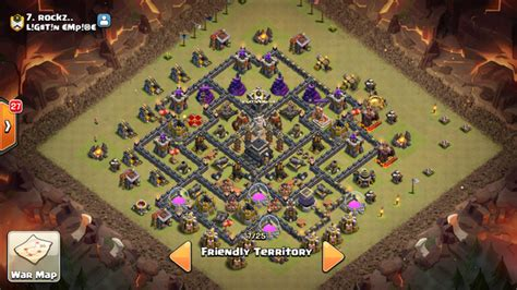 What is the best TH9 war base? - Quora