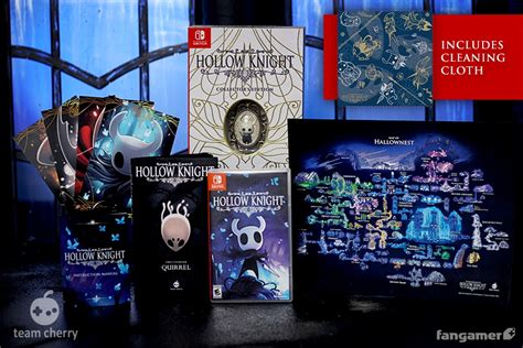 Hollow Knight is finally getting the physical edition it