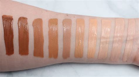 Too Faced Born This Way Concealer Swatches   Phyrra