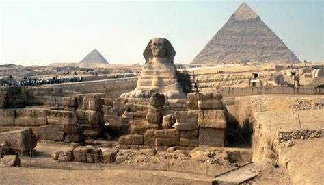 How Did the Ancient Egyptian's Beliefs Effect Their Lives
