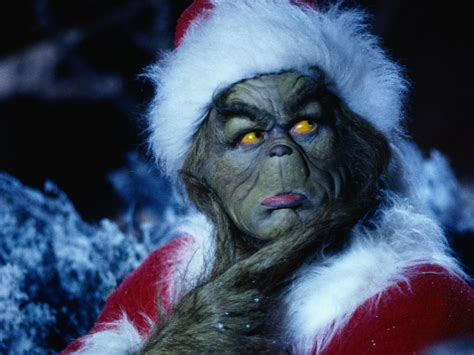 The Grinch [How the Grinch Stole Christmas] **** (2000