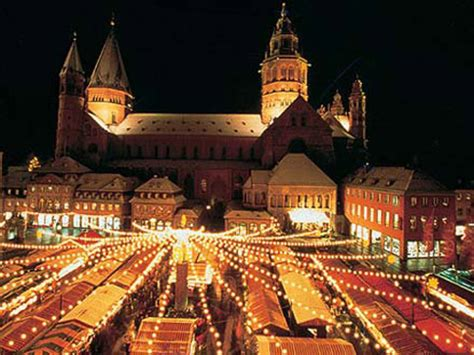 German Christmas Markets - Celebrate Tradition, Culture