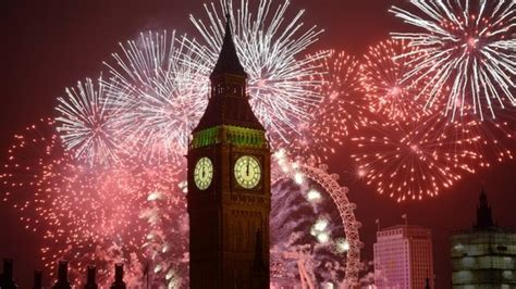 London's New Year's Eve fireworks to be ticketed for first