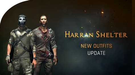 Dying Light - 8 NEW OUTFITS for Harran Shelter - YouTube