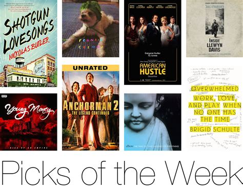 This Week's Best New Albums, Books And Movies On iTunes