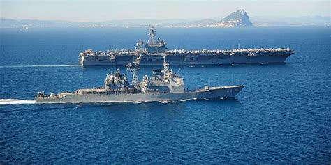 The Navy's Cruisers Are Old and It Has Nothing to Replace