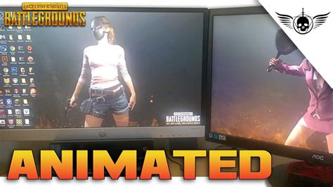 PUBG Best Animated Wallpapers | Playerunknown's
