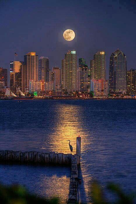 San Diego Bay, California #Buildings #Structures #