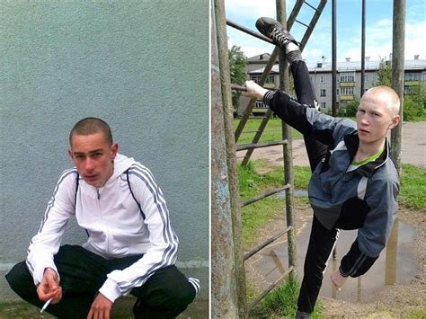 Russian dating website photos are truly bizarre
